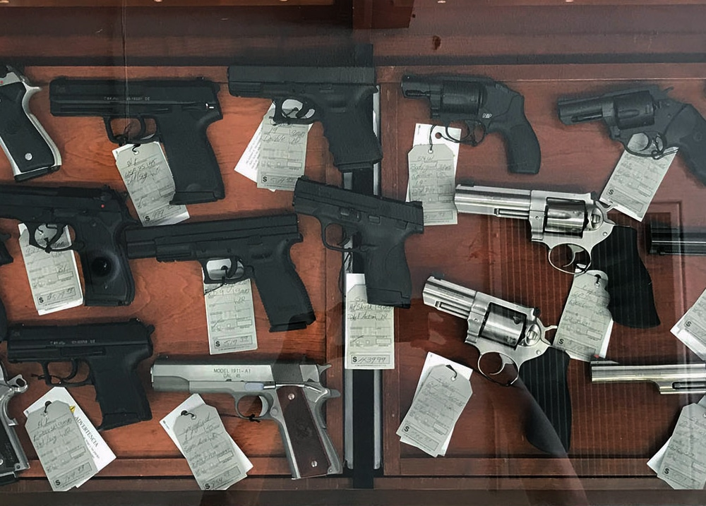 Buy and Sell Guns at Traders Loan and Jewelry